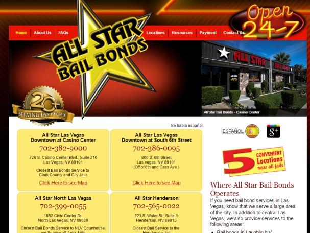 All Star Bail Bonds