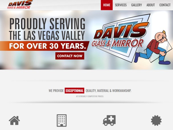 Davis Glass & Mirror